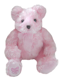 Recordable Pretty in Pink Bear